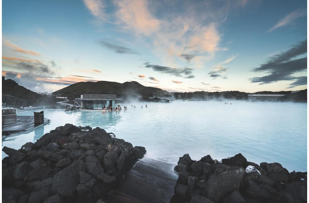 A Typical Day At The Blue Lagoon