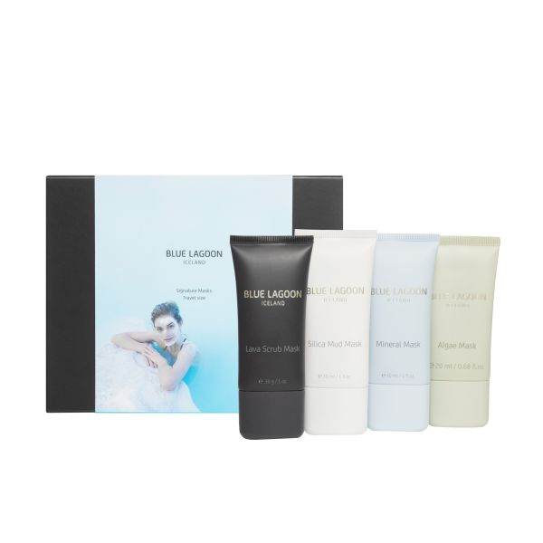 Signature Mask set - Travel size